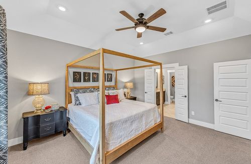 Bedroom-in-Messina-at-Bridgeland: Harmony Grove-in-Cypress