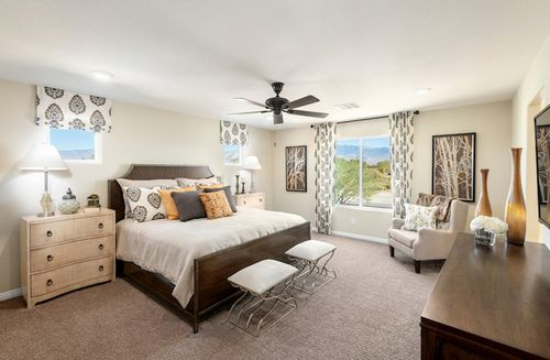 Bedroom-in-Verano-at-Burson-in-Pahrump