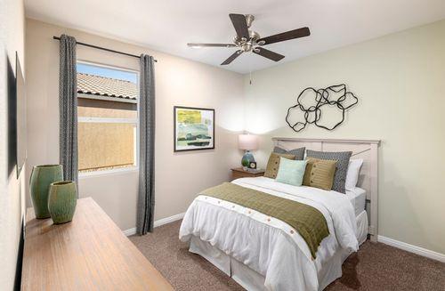 Bedroom-in-Sienna-at-Hawthorne at Sedona Ranch-in-North Las Vegas