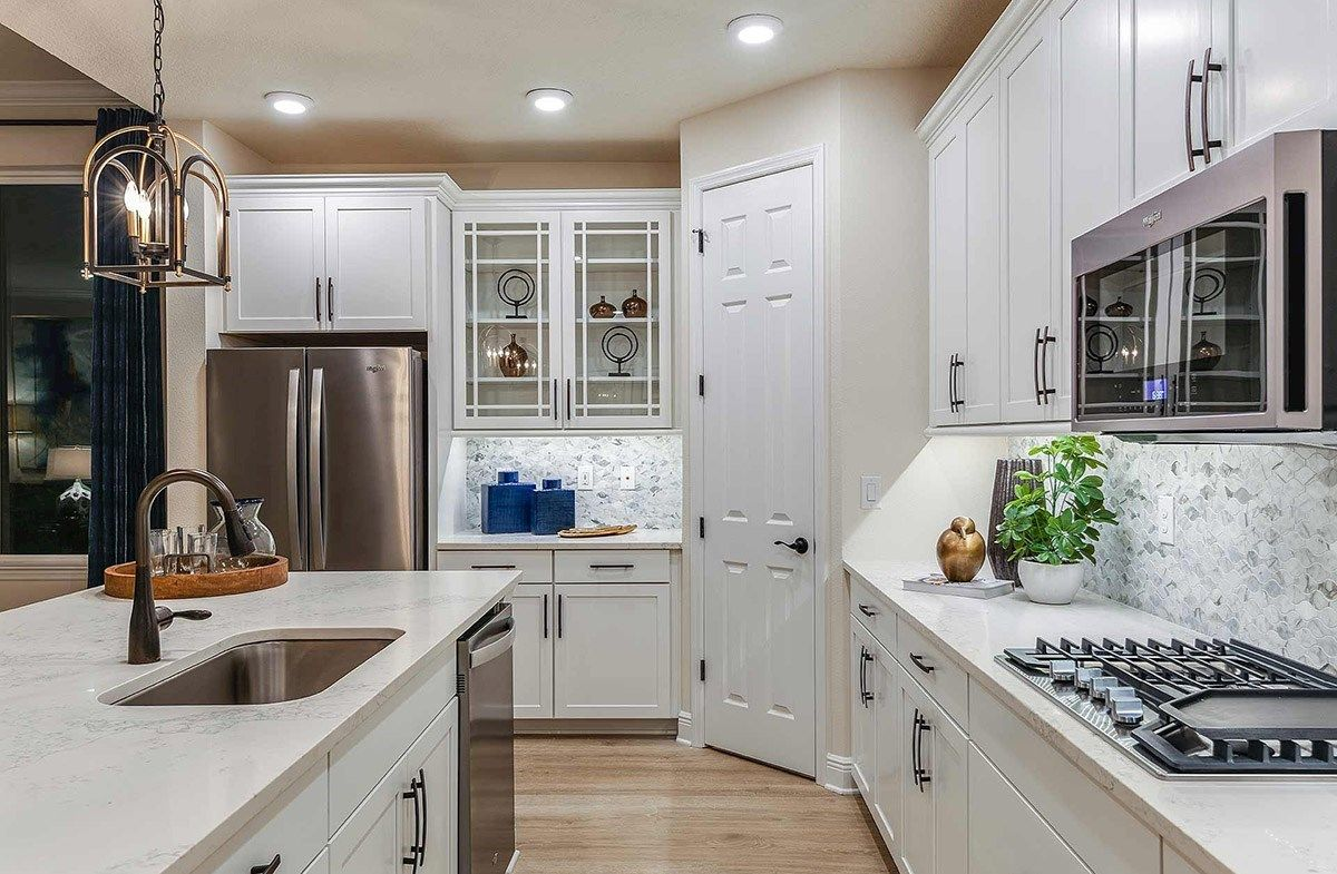 Kitchen featured in the Bayview By Beazer Homes in Tampa-St. Petersburg, FL