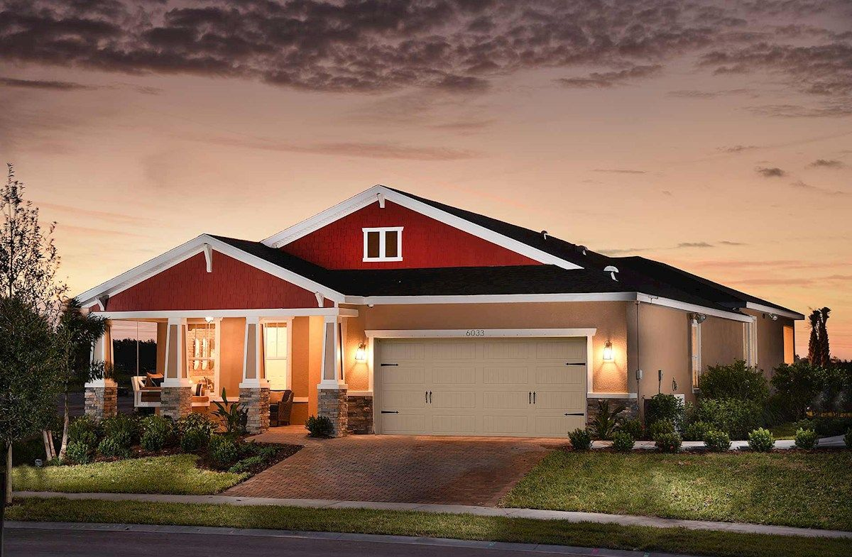 'Waterset' by Beazer Homes - Tampa in Tampa-St. Petersburg