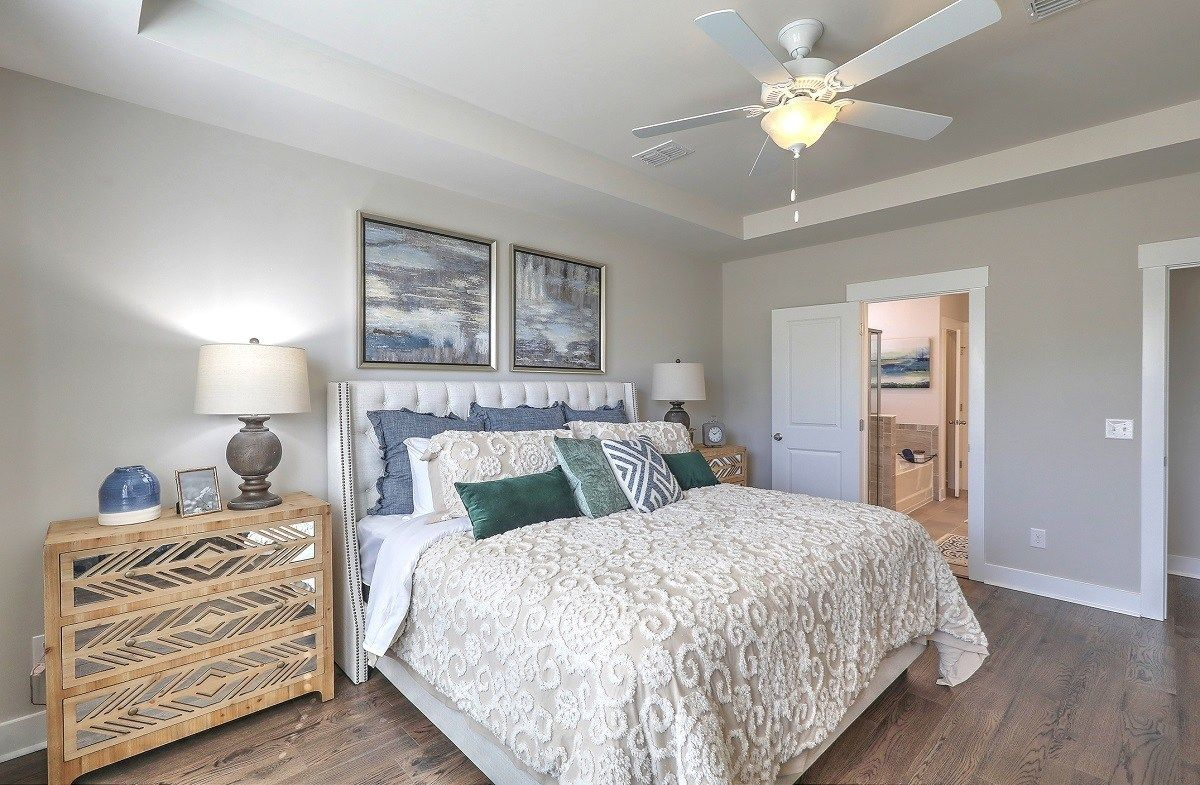 Bedroom featured in the Sweetgum By Beazer Homes in Charleston, SC