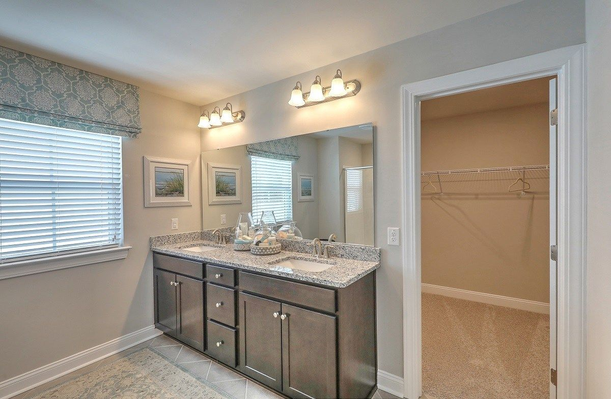 Bathroom featured in the Holly By Beazer Homes in Charleston, SC