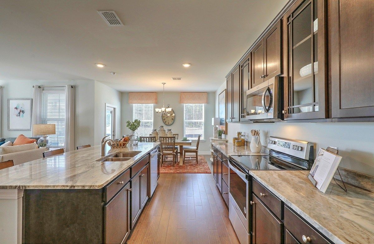 Kitchen featured in the Holly By Beazer Homes in Charleston, SC