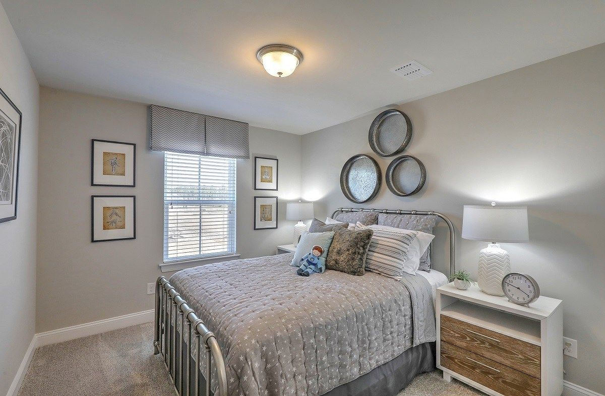 Bedroom featured in the Holly By Beazer Homes in Charleston, SC