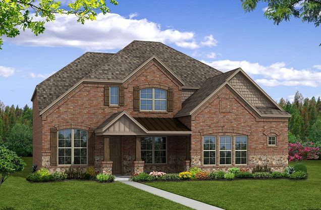 Exterior:French Country M Elevation