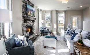 Nichols Vale by Beazer Homes in Nashville Tennessee