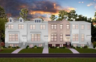 Callahan II - Towns at Old Mill: Roswell, Georgia - Beazer Homes