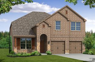 Prescott - Devonshire: Forney, Texas - Beazer Homes