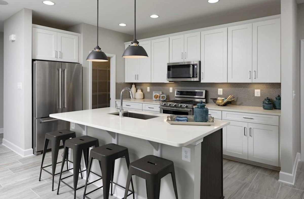 Kitchen-in-Bethany-at-Heron's Ridge at Bayside-in-Selbyville
