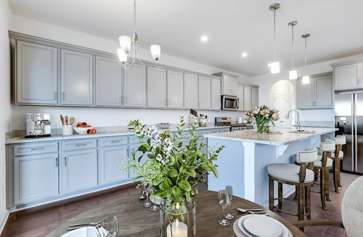 Hillwood In Murfreesboro Tn New Homes Floor Plans By Beazer Homes