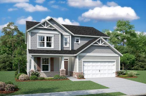 5 Beazer Homes Communities in Murfreesboro, TN   NewHomeSource