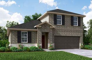 Berkshire - Southwinds: Baytown, Texas - Beazer Homes