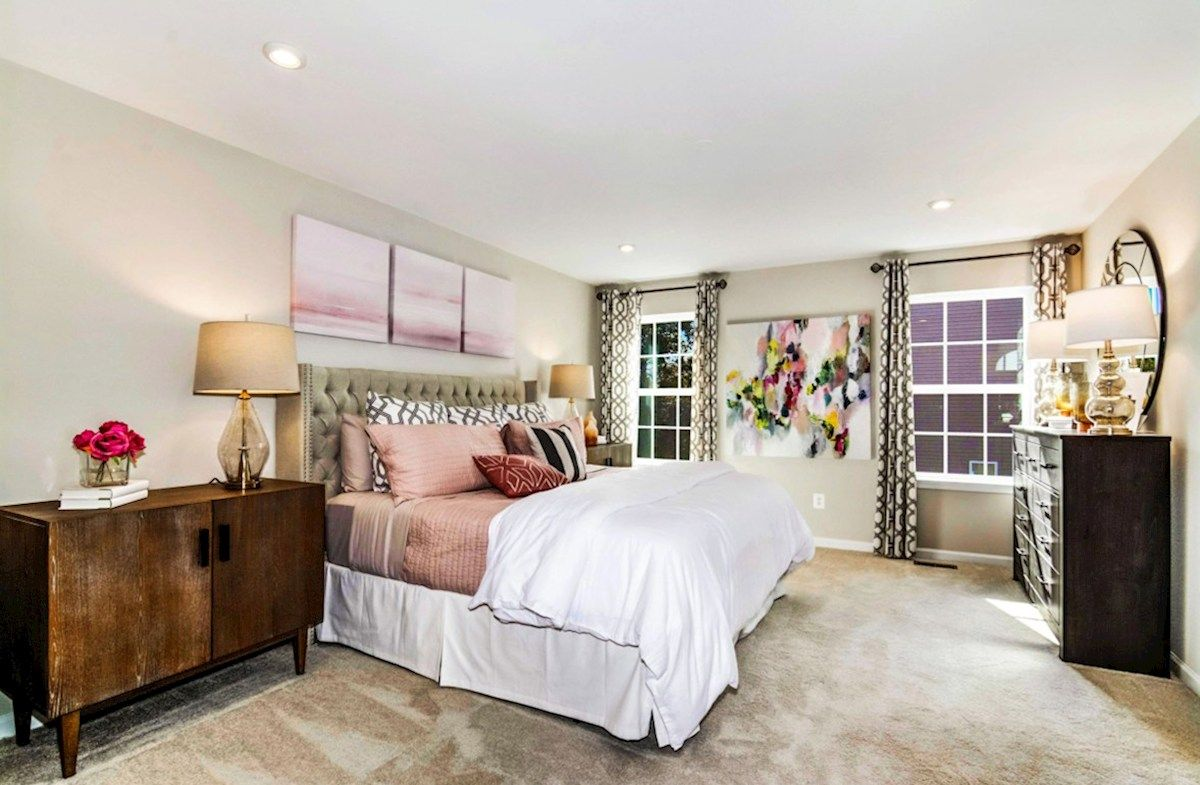 Bedroom-in-Belhaven-at-Enclave at Long Branch-in-Alexandria