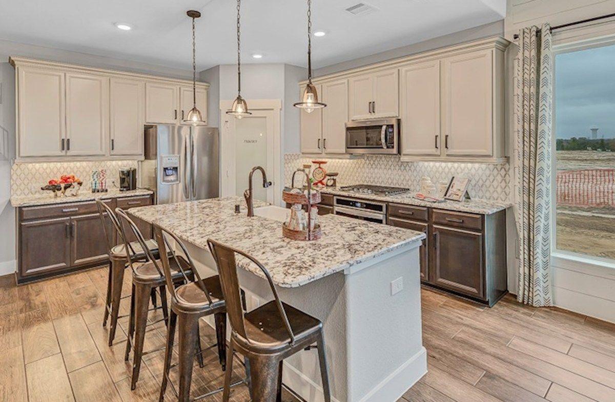Kitchen featured in the Sutton By Beazer Homes in Nashville, TN
