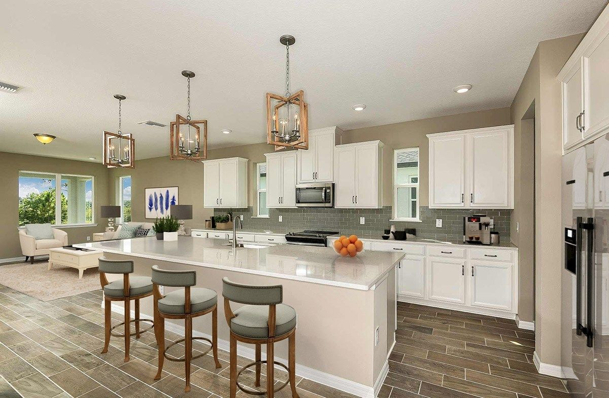 Kitchen-in-Shoreline-at-Avalon Park West-in-Wesley Chapel