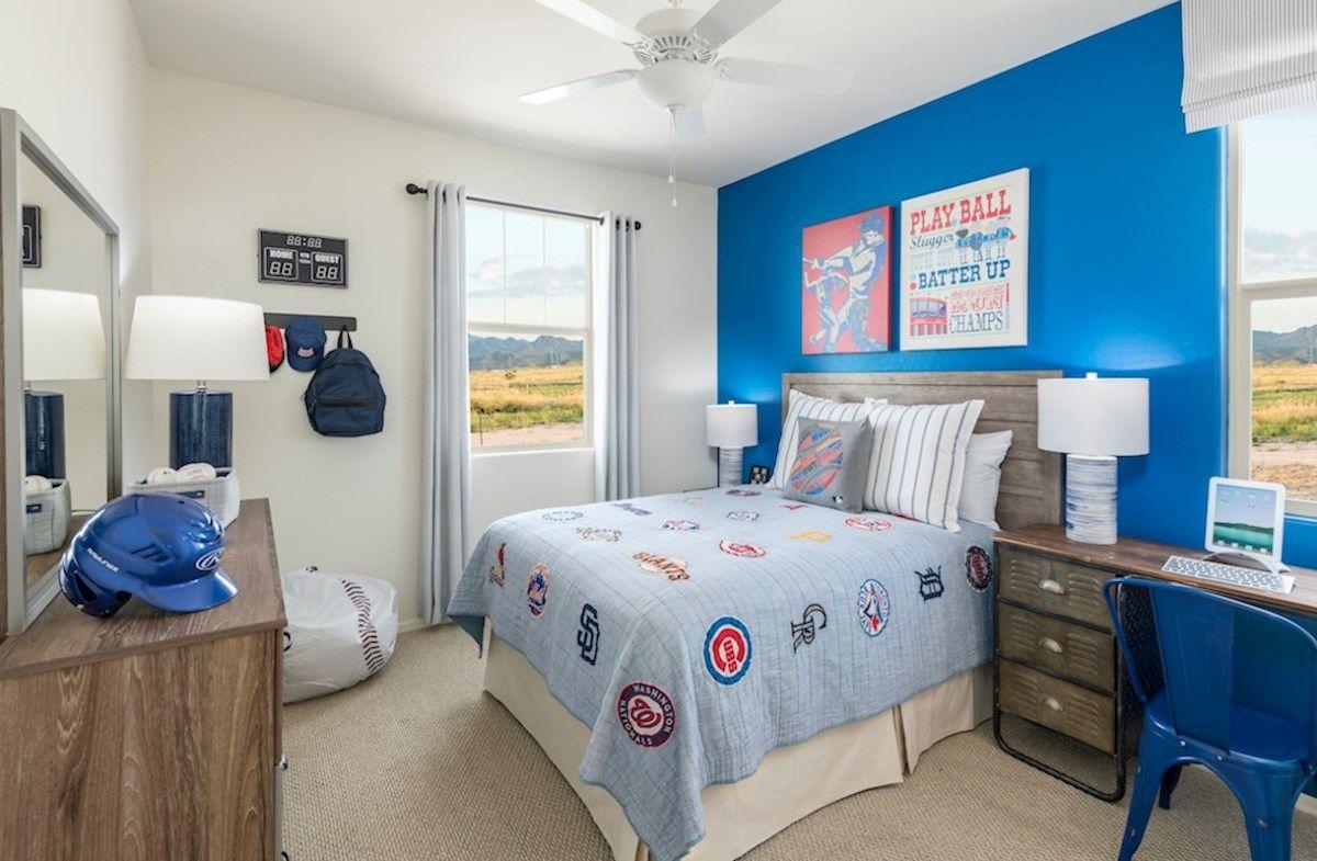 Bedroom featured in the Prescott By Beazer Homes in Phoenix-Mesa, AZ