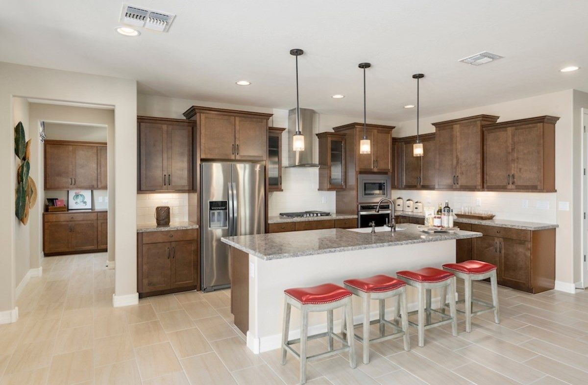 Kitchen-in-Hudson-at-June Skies-in-Laveen
