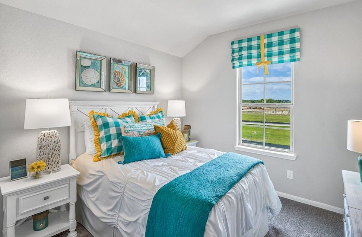 Bedroom featured in the Berkshire By Beazer Homes in Houston, TX