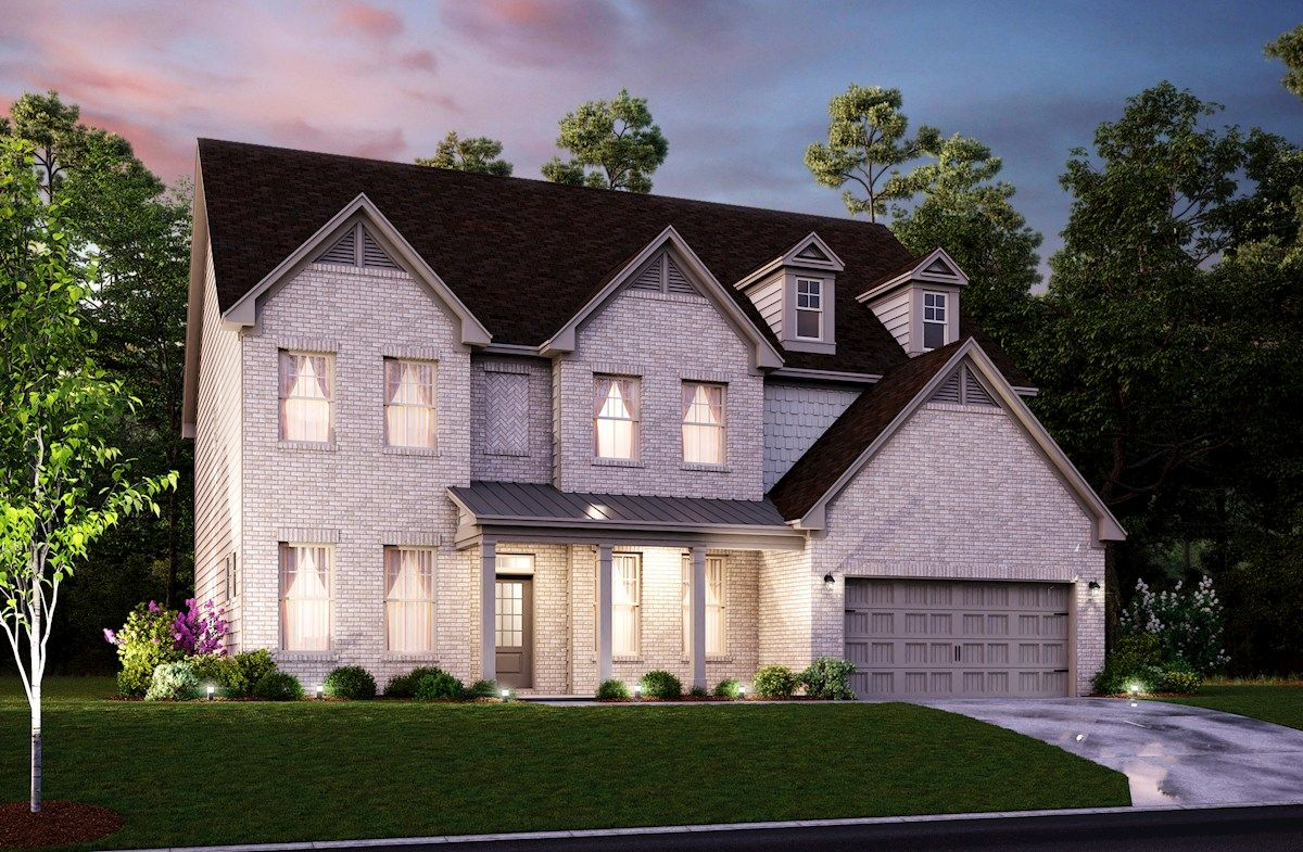 New Luxury Home Builders & Communities in Sugar Hill, GA   NewHomeSource