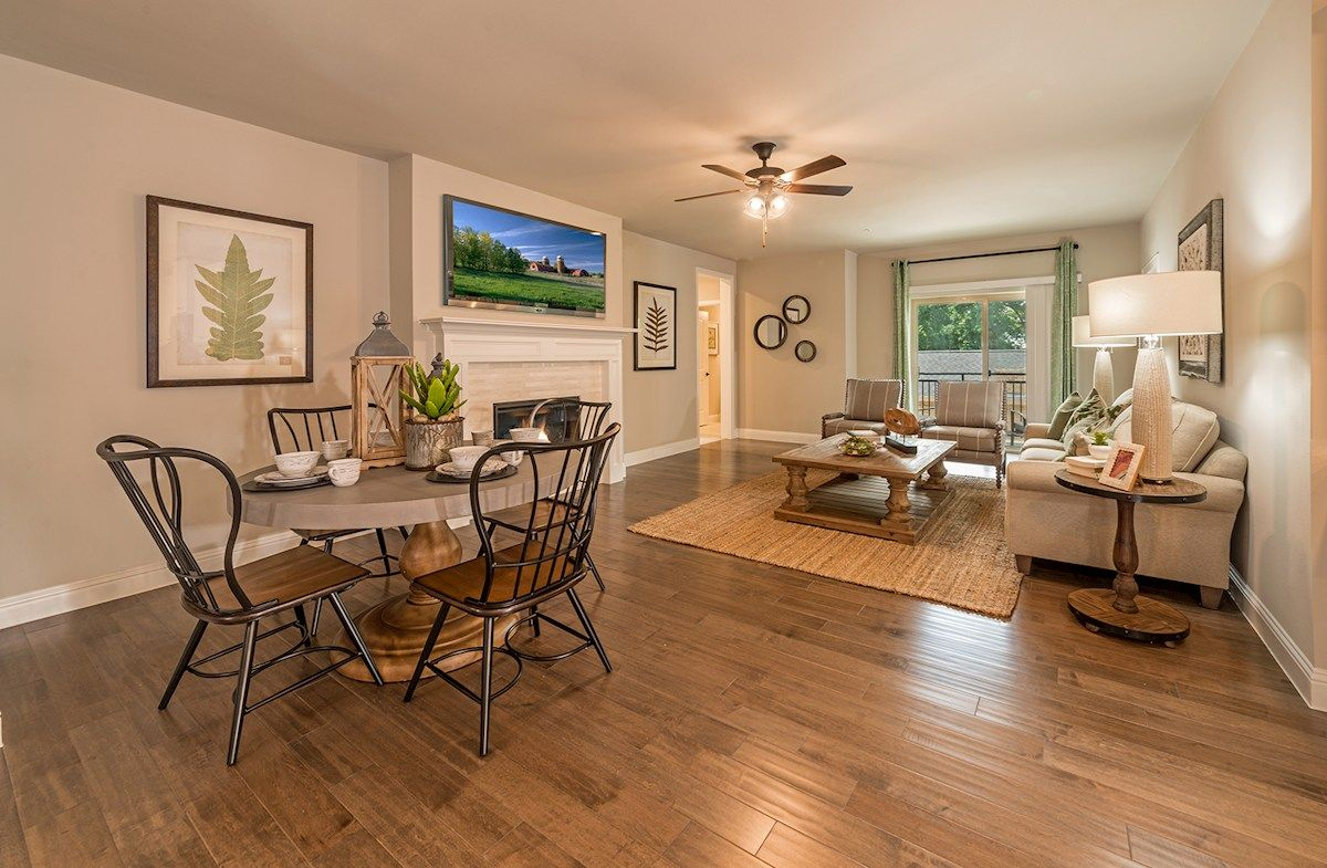 'Gatherings® at Mercer Crossing' by Beazer Homes - Dallas in Dallas