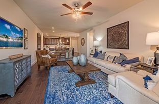 Dorset - Gatherings® at Twin Creeks: Allen, Texas - Beazer Homes
