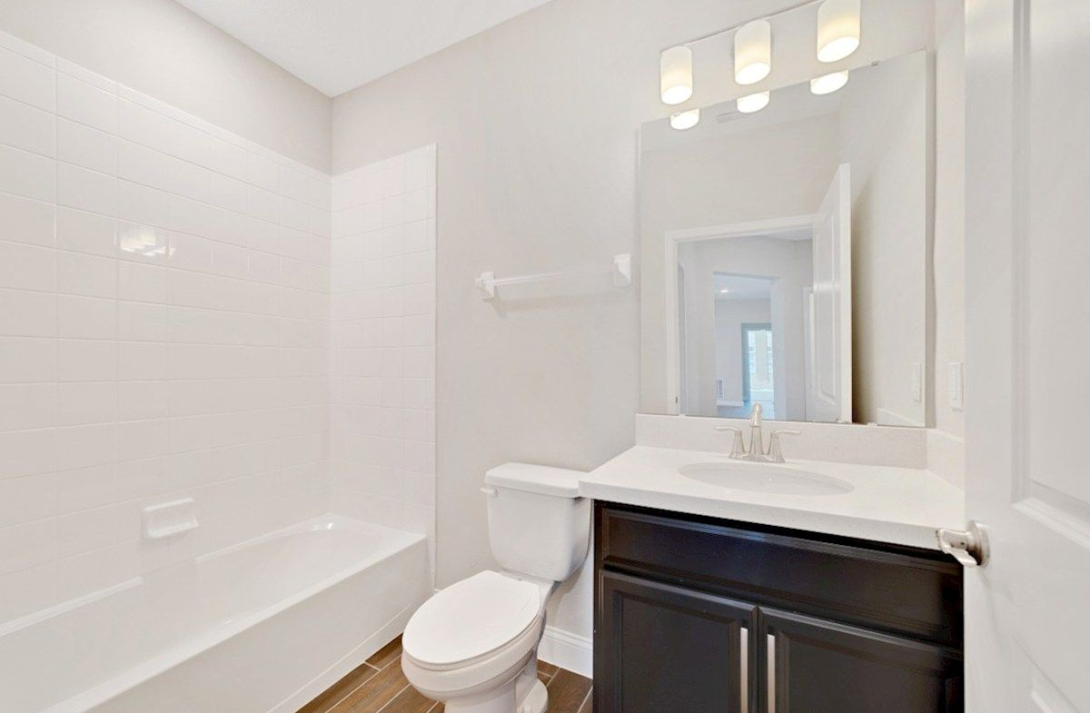 Bathroom featured in the Dogwood By Beazer Homes in Orlando, FL