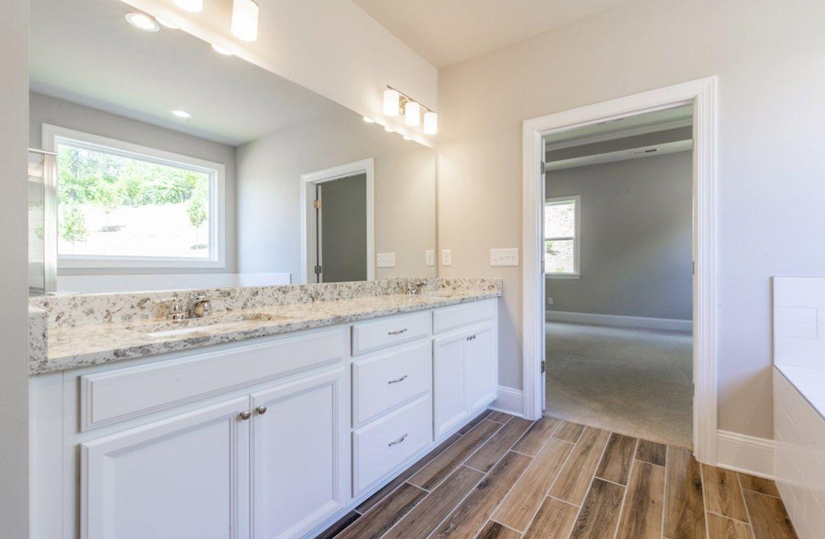 Bathroom featured in the Fairfield By Beazer Homes in Atlanta, GA