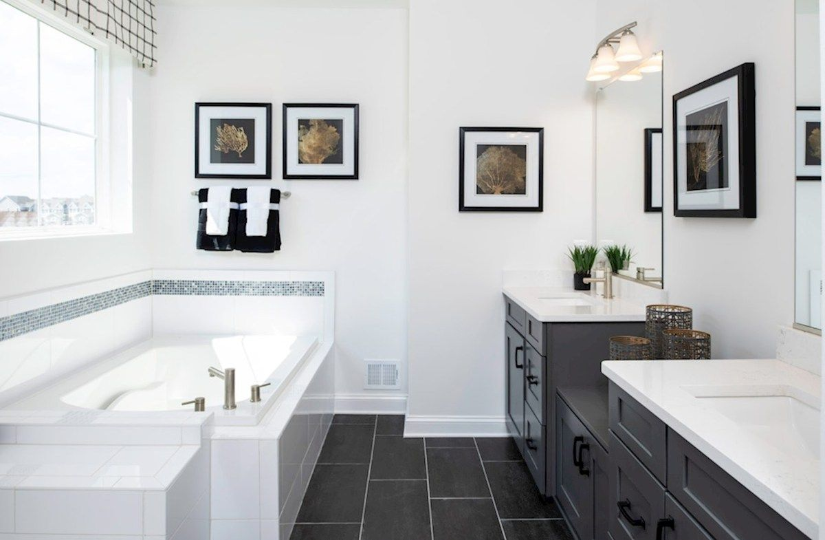 Bathroom featured in the Wilmington By Beazer Homes in Sussex, DE