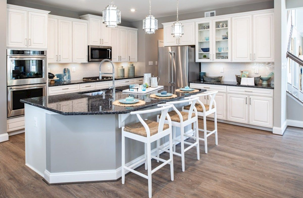 Kitchen featured in the Dirickson By Beazer Homes in Sussex, DE