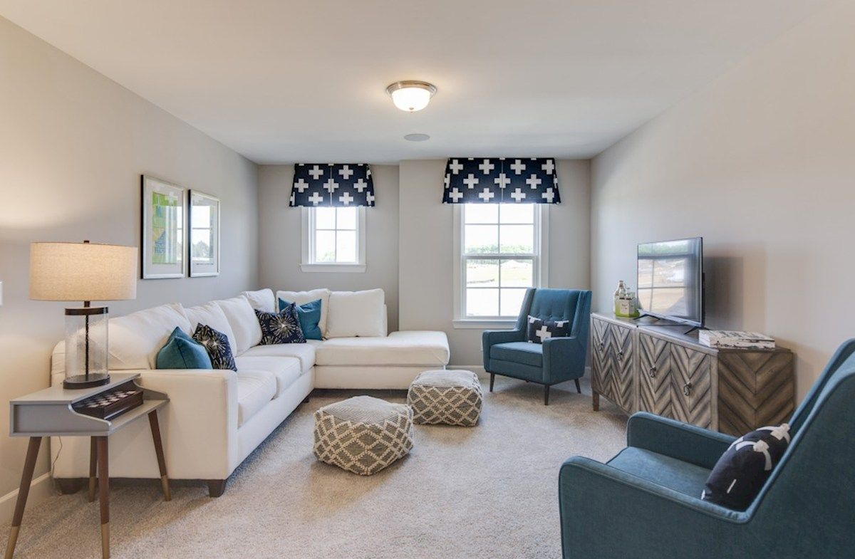 Living Area featured in the Landon By Beazer Homes in Nashville, TN