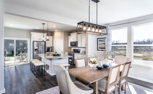 Sheffield Park by Beazer Homes in Nashville Tennessee