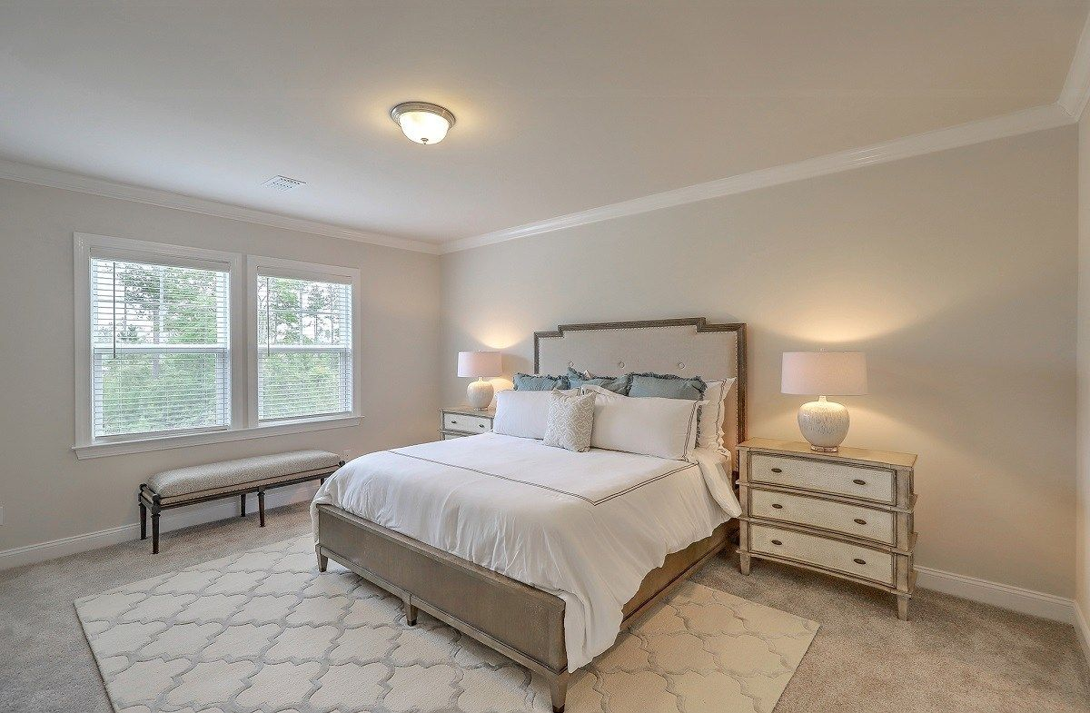 Bedroom featured in the Lincoln By Beazer Homes in Savannah, GA