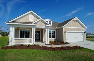 Graham - Belle Mer: Surfside Beach, South Carolina - Beazer Homes