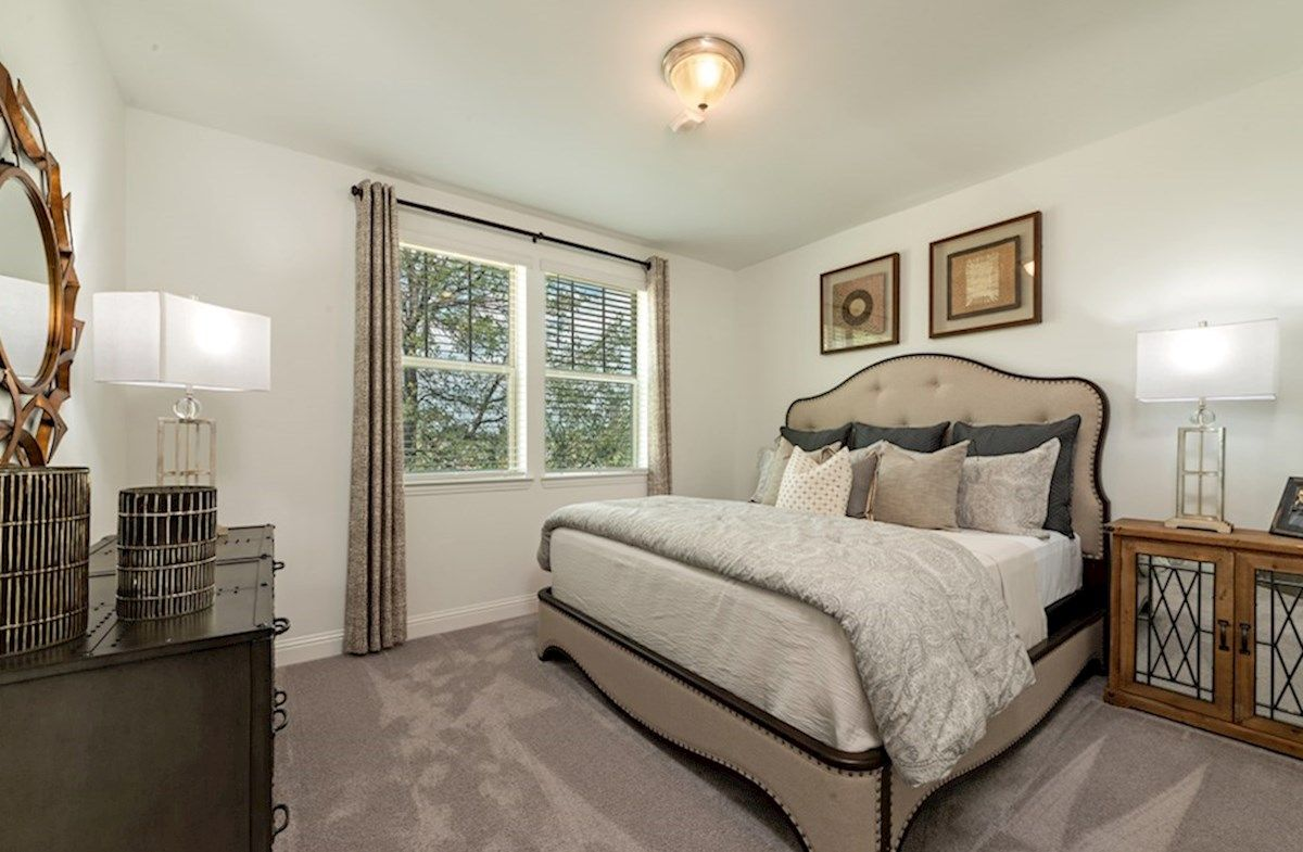 Bedroom featured in the Sherwood By Beazer Homes in Dallas, TX