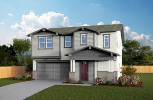 Residence 1 - The Cove - Artisan: Sacramento, California - Beazer Homes