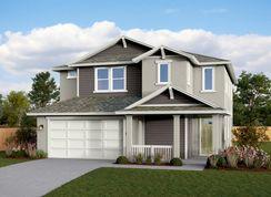 Residence 2 - The Cove - Artisan: Sacramento, California - Beazer Homes