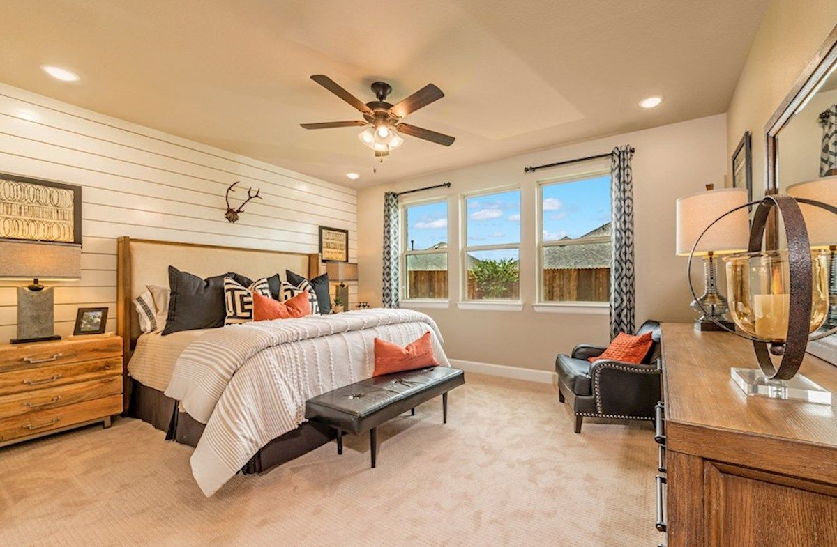 Bedroom featured in the Laredo By Beazer Homes in Dallas, TX