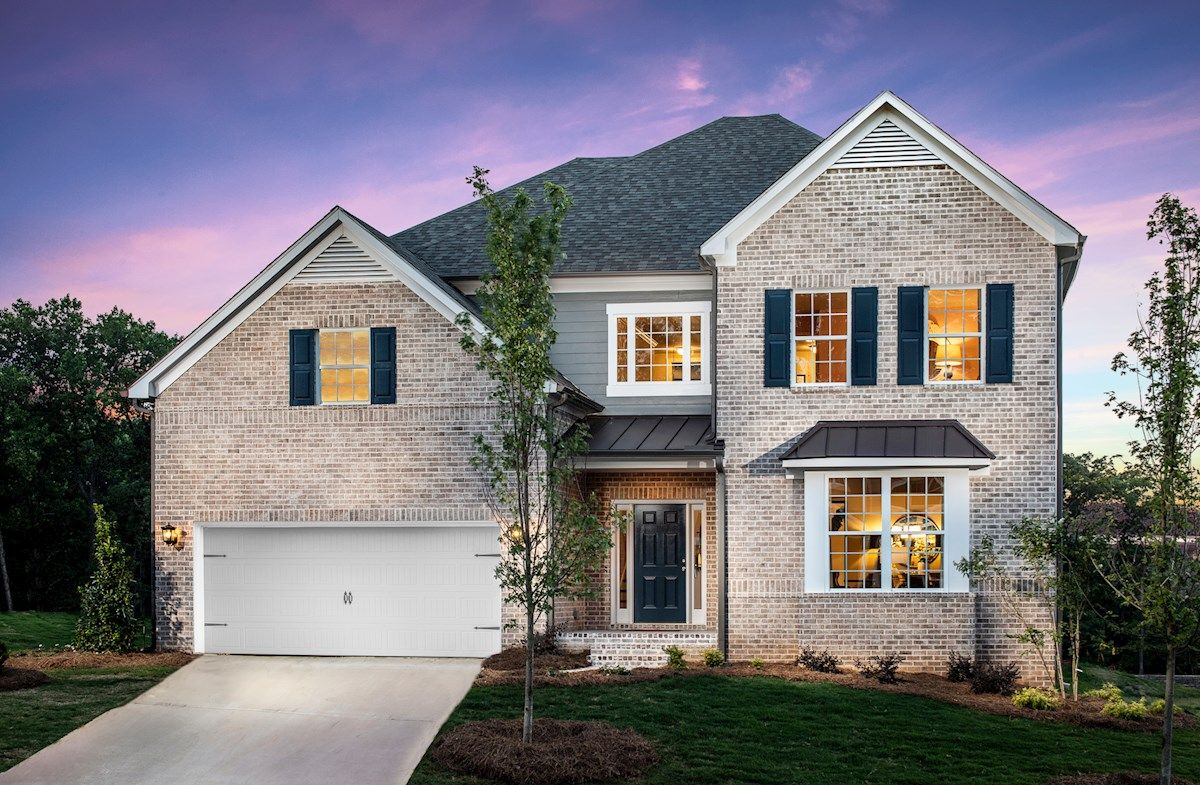 'Vinings Summit' by Beazer Homes - Atlanta in Atlanta