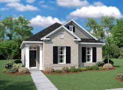 Finley - Lochridge - Cottages: Nolensville, Tennessee - Beazer Homes