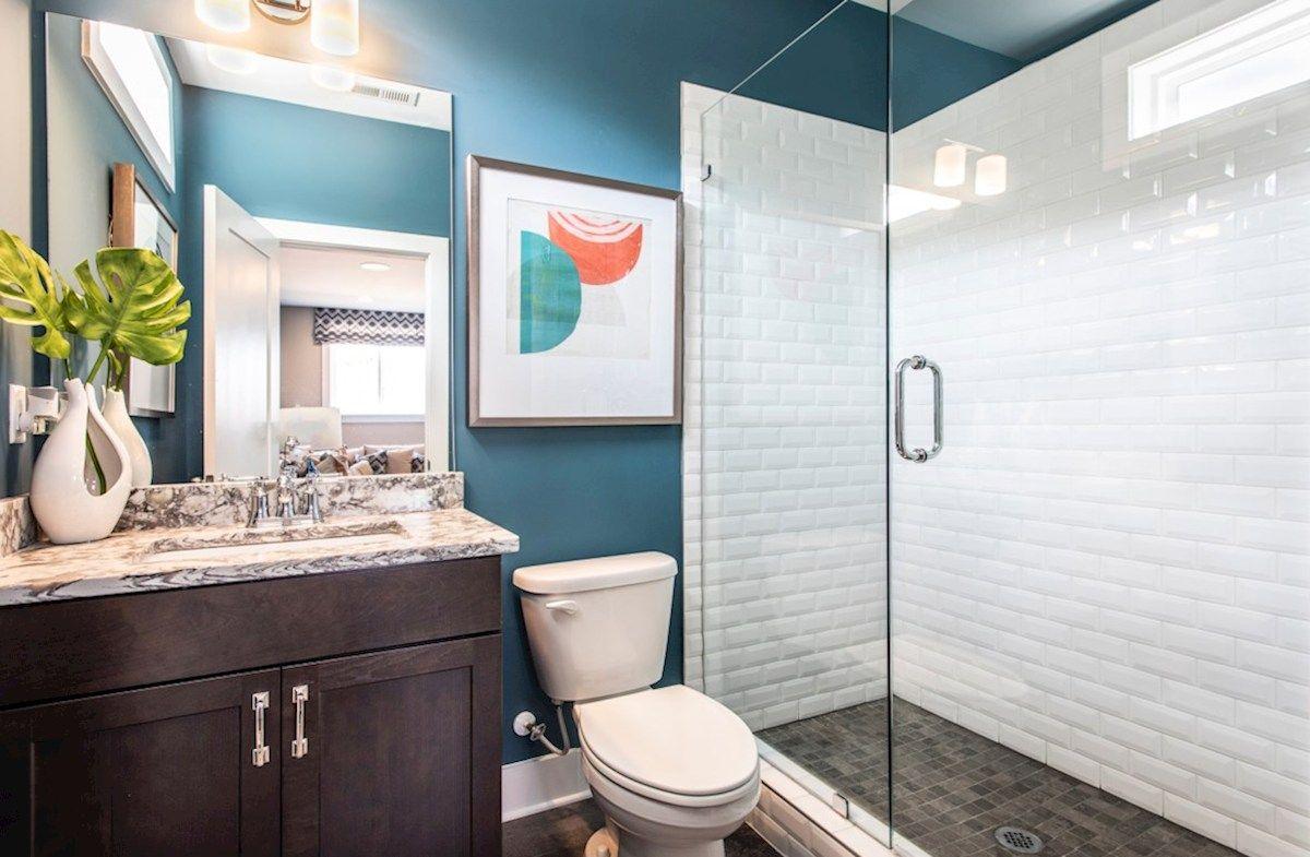 Bathroom featured in the Sumter II By Beazer Homes in Atlanta, GA