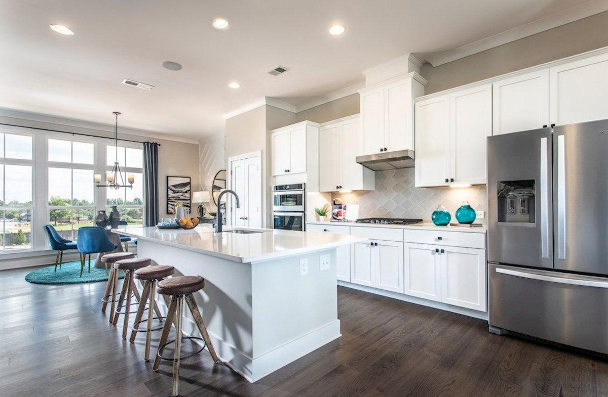 Kitchen featured in the Sumter II By Beazer Homes in Atlanta, GA