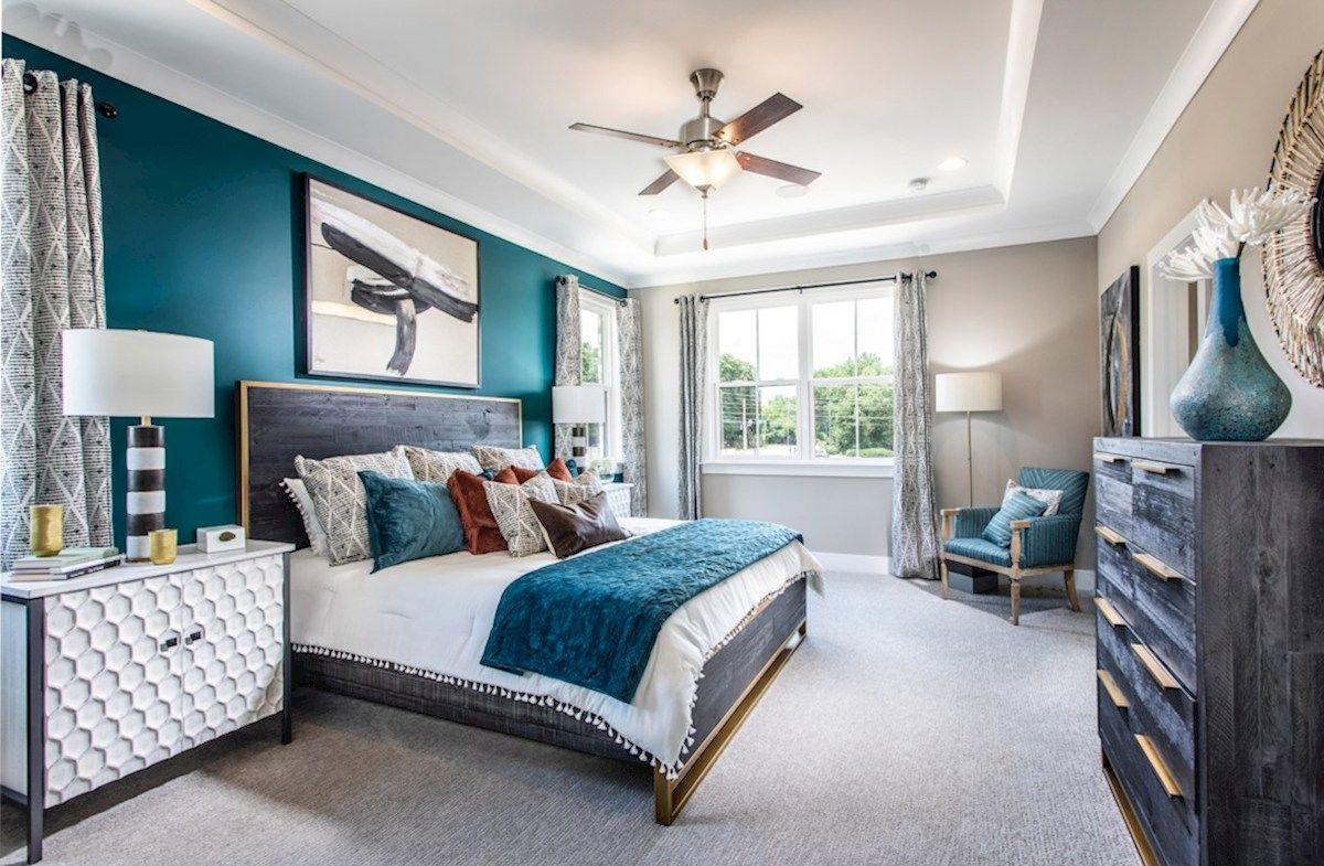 Bedroom featured in the Sumter II By Beazer Homes in Atlanta, GA