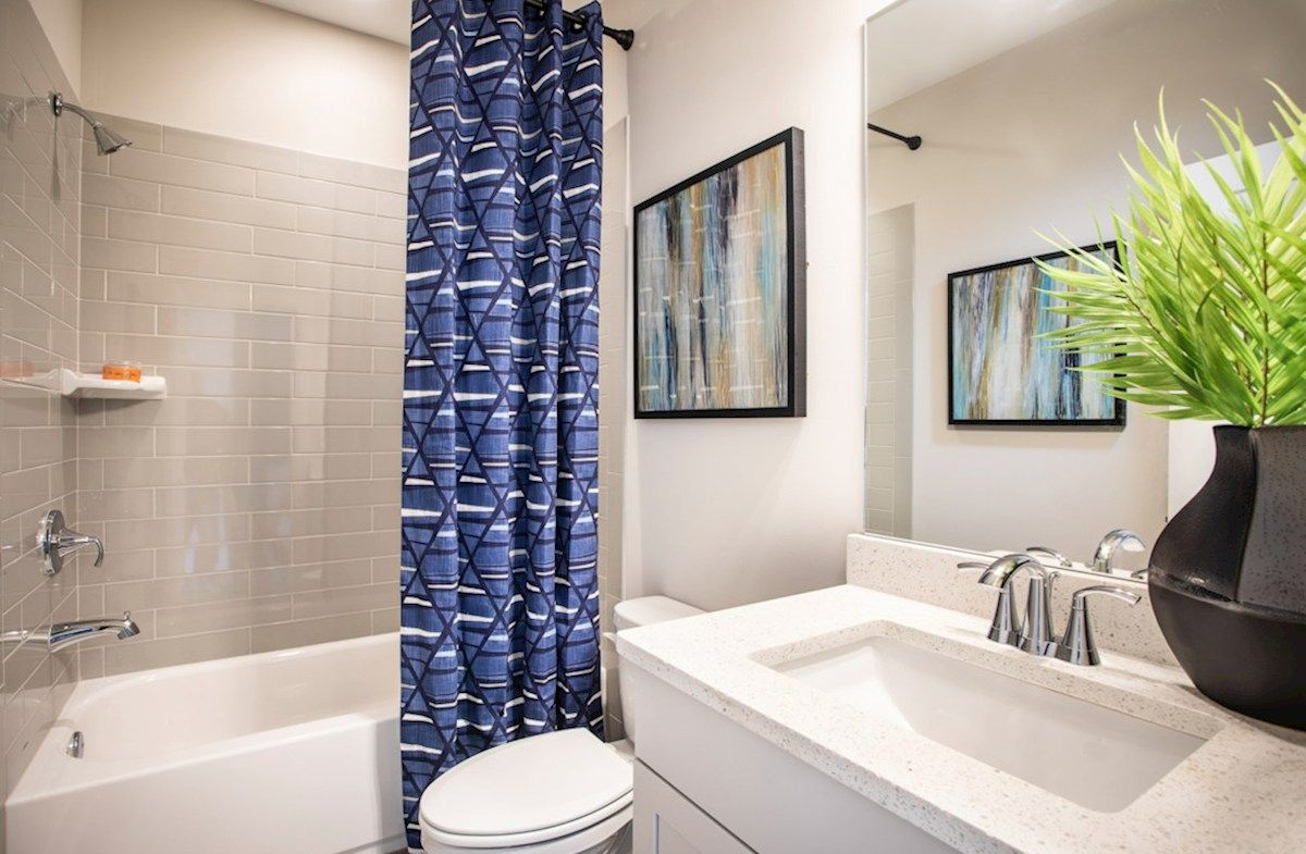 Bathroom featured in the Sumter II By Beazer Homes in Atlanta, GA