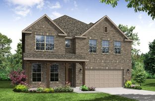 Laredo - Woodcreek: Fate, Texas - Beazer Homes