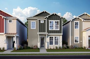 Plan 1 - The Cove - Windrow: Sacramento, California - Beazer Homes