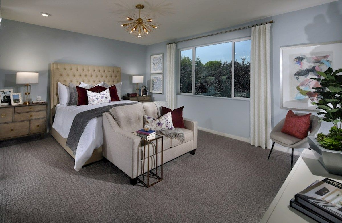 Bedroom featured in the Residence 2 By Beazer Homes in Sacramento, CA