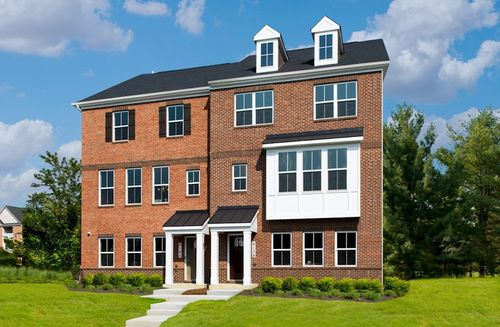 Village Crest at Taylor Village by Beazer Homes in Baltimore Maryland