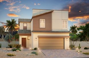 Juniper - Rancho Crossing: Las Vegas, Nevada - Beazer Homes