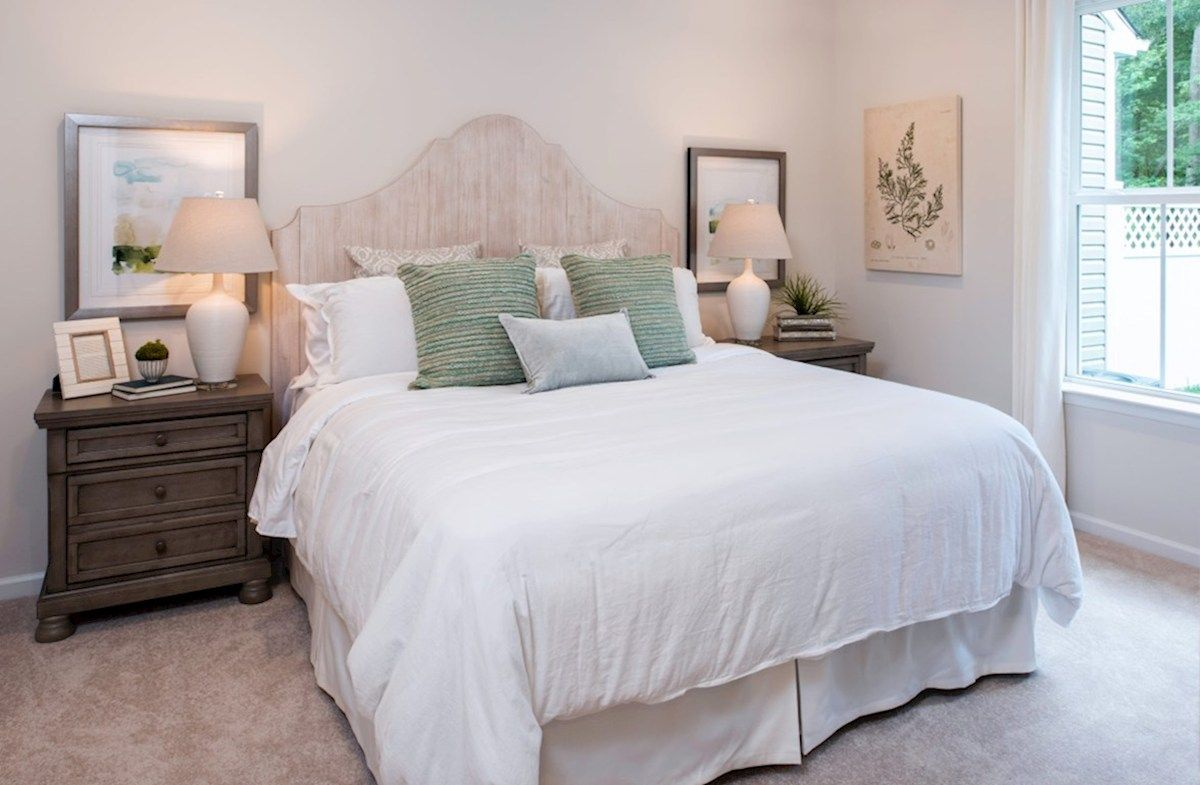 Bedroom featured in the Canby II By Beazer Homes in Sussex, DE